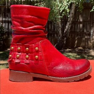 Jafa 2160 Ruby Ankle Boots Size 37